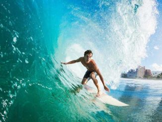 Surf-Board--