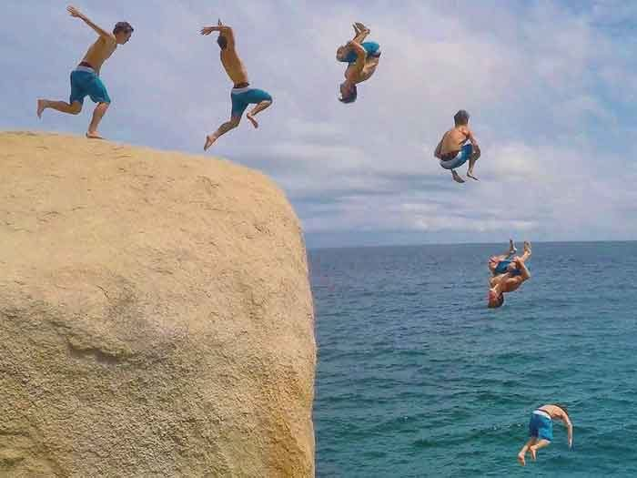 Cliff-jumping-news-site